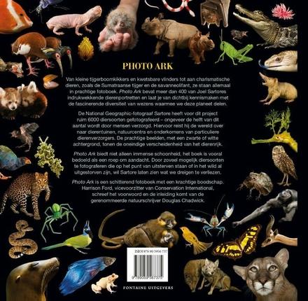 Photo Ark : een unieke inventarisatie van het dierenrijk