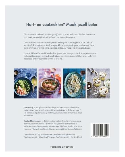 Hart- en vaatziekten? : maak jezelf beter : meer energie, minder medicijnen, gezonder eten