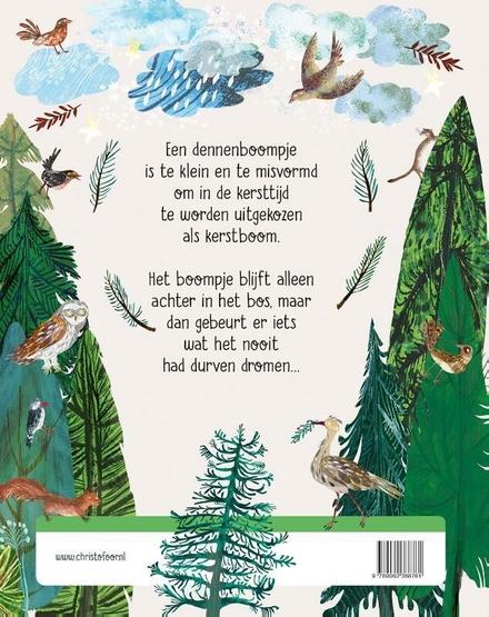 Het boompje in het bos