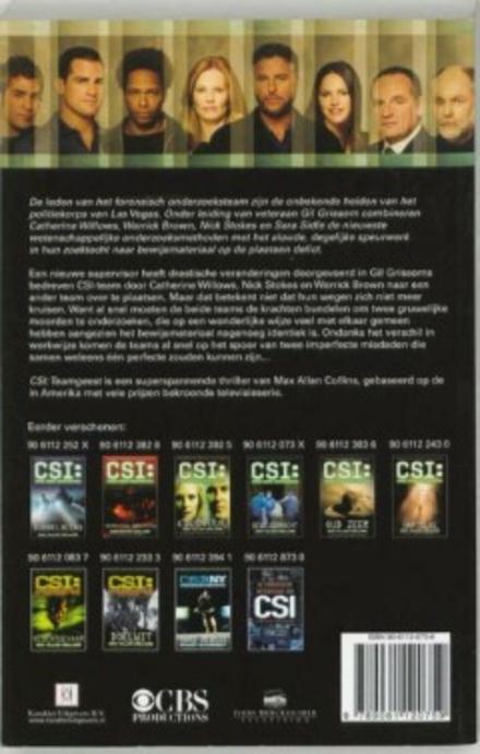 CSI : teamgeest