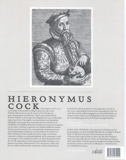 Hieronymus Cock : de renaissance in prent