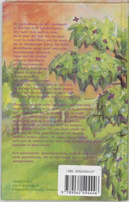 De oude perenboom