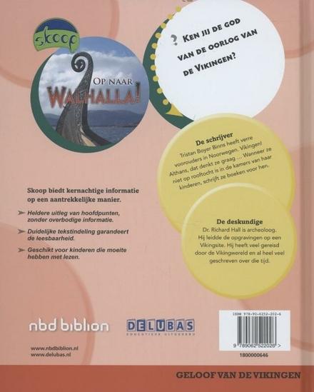 Op naar Walhalla! : geloof van de Vikingen