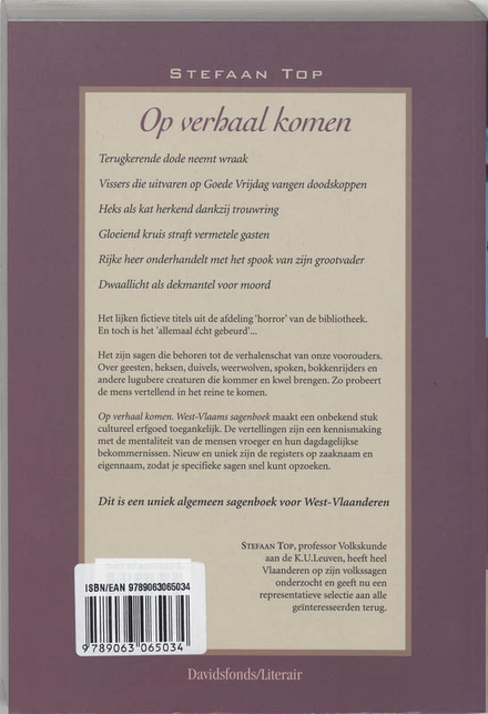 West-Vlaams sagenboek