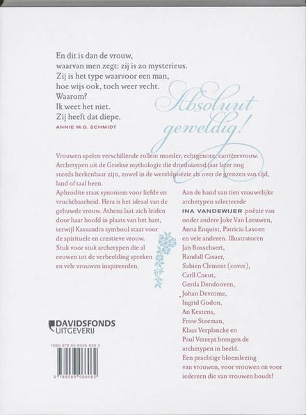 Absoluut geweldig! : gedichten over vrouwen