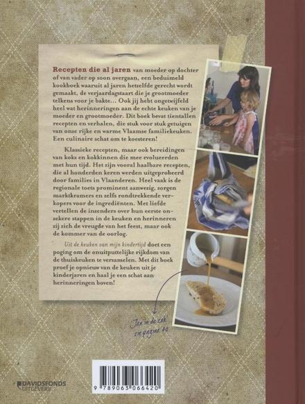 Uit de keuken van mijn kindertijd : de appeltaart van Madame Lambert en 79 andere familierecepten