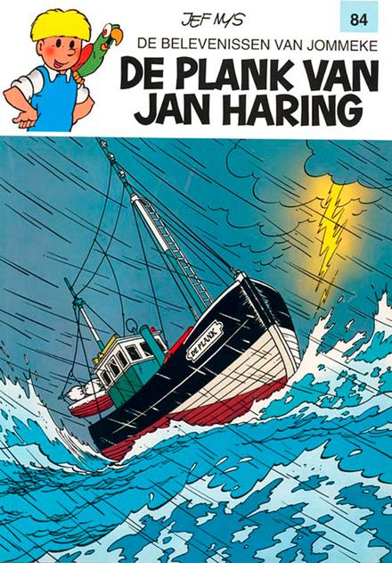 De plank van Jan Haring