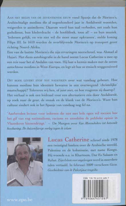 Morisco's : een vergeten etnische zuivering in Andaloesië