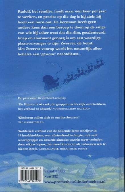 Zwerver redt het kerstfeest