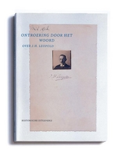 Ontroering door het woord : over J.H. Leopold