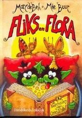 Fliks en Flora : een vlinderverhaal uit het oude boek van oma Tinkel