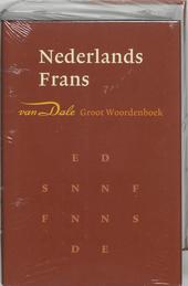 Van Dale groot woordenboek Nederlands-Frans