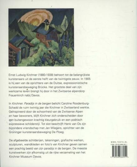 Kirchner : paradijs in de bergen