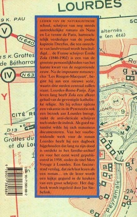Mijn reis naar Lourdes : dagboek 20 augustus - 1 september 1892