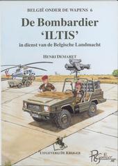 De Bombardier Iltis in dienst van de Belgische Landmacht
