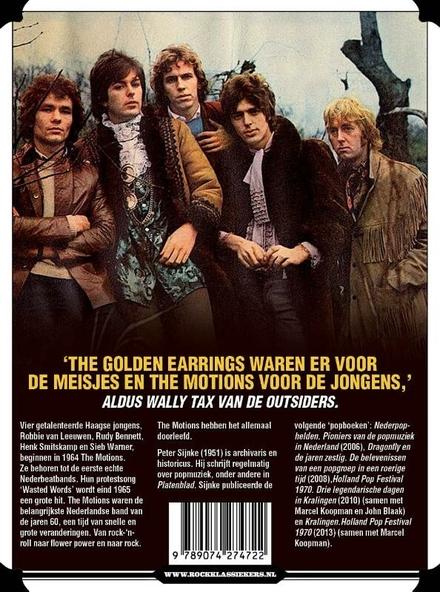 The Motions : beat van Haagse bodem