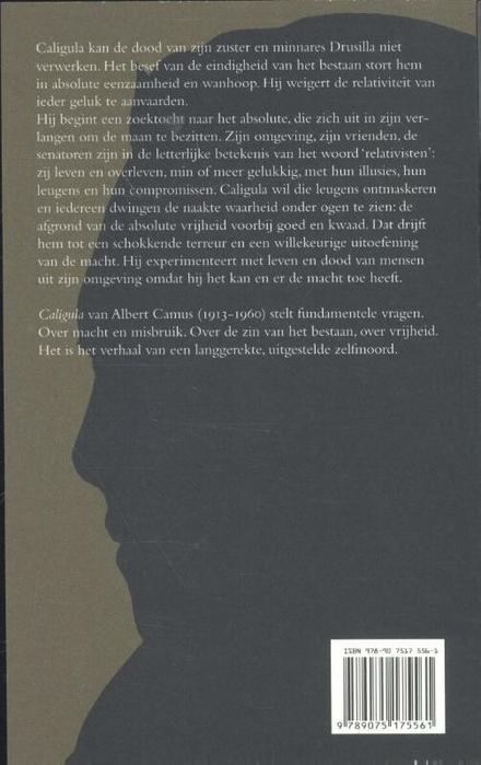 Caligula : toneelstuk in vier bedrijven