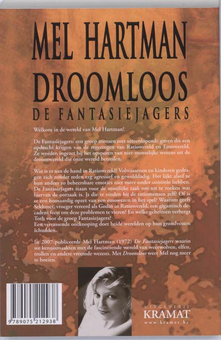 Droomloos : Fantasyroman