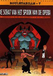 De schat van het spook van de Opera