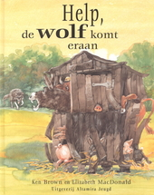 Help, de wolf komt eraan | Bibliotheek Dentergem
