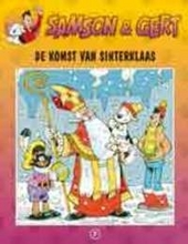 De komst van Sinterklaas
