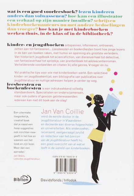 Leesbeesten en boekenfeesten : hoe werken (met) kinder- en jeugdboeken?