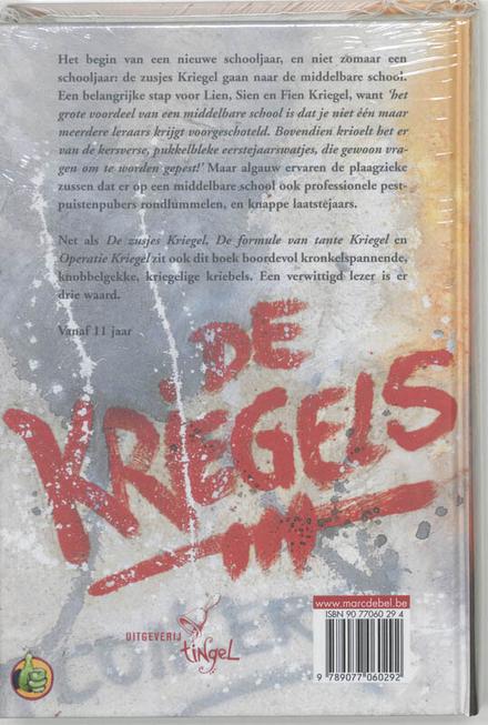 De Kriegels in concert !