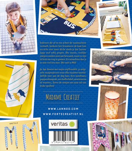 Ja, lap! : naaien met restjes stof