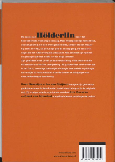 De mooiste van Friedrich Hölderlin