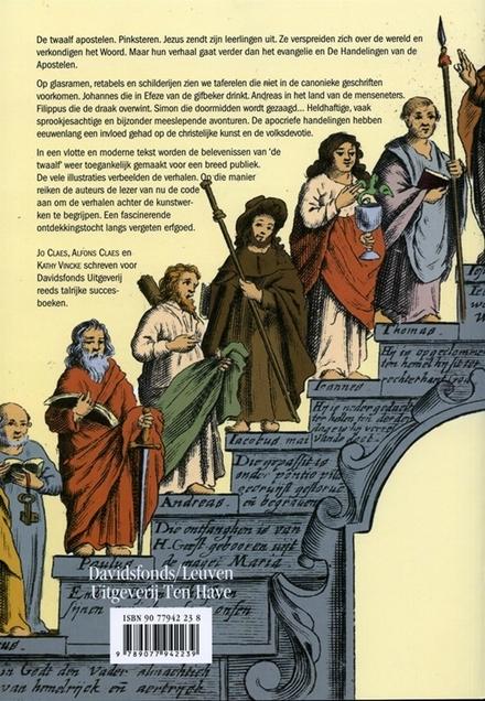 De Twaalf : apocriefe verhalen over de apostelen