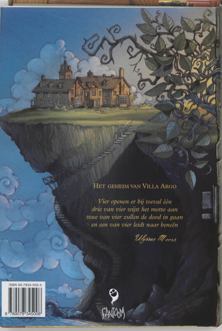 Het geheim van Villa Argo