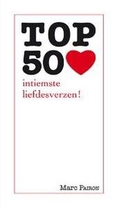 Top 50 : intiemste liefdesverzen!