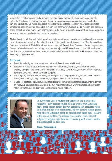 Recruitment via sociale media : van wervingsstrategie tot uitvoer