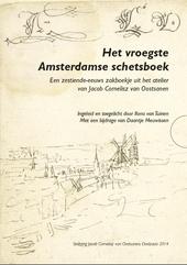 Het vroegste Amsterdamse schetsboek : een zestiende-eeuws zakboekje uit het atelier van Jacob Cornelisz van Oostsan...