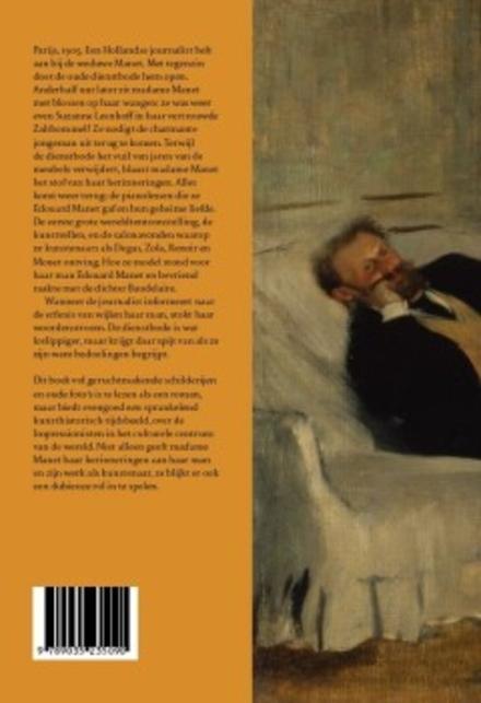 Madame Manet : muziek en kunst in het Parijs van de impressionisten