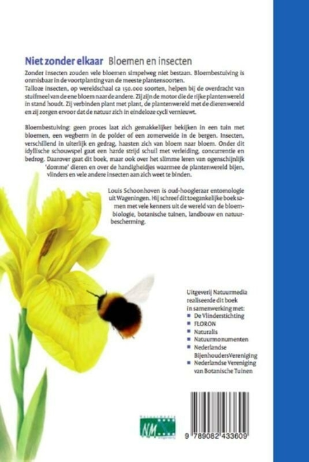 Niet zonder elkaar : bloemen en insecten