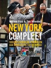 New York compleet : 100 bijzondere plekken van Manhattan tot de Bronx