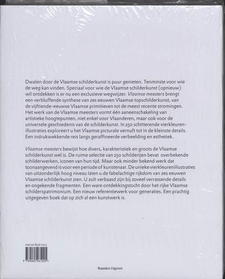 Vlaamse meesters : zes eeuwen schilderkunst