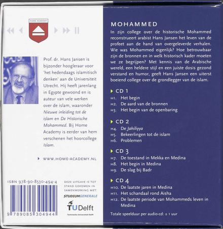 Mohammed : een hoorcollege over de profeet van de islam