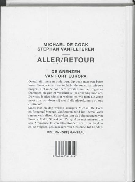 Aller/retour : de grenzen van fort Europa