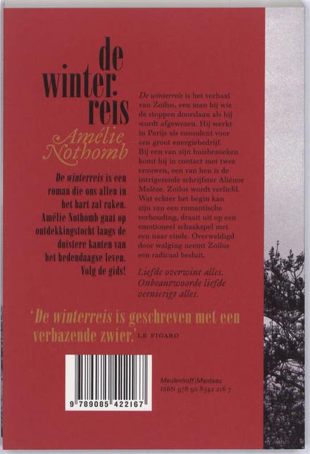 De winterreis : roman