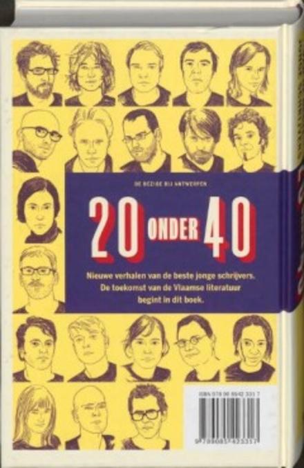20 onder 40 : nieuwe verhalen van de beste jonge schrijvers