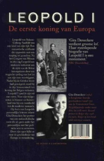 Leopold I : de eerste koning van Europa