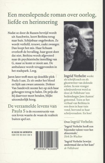 De verzamelde levens van Paula S : roman