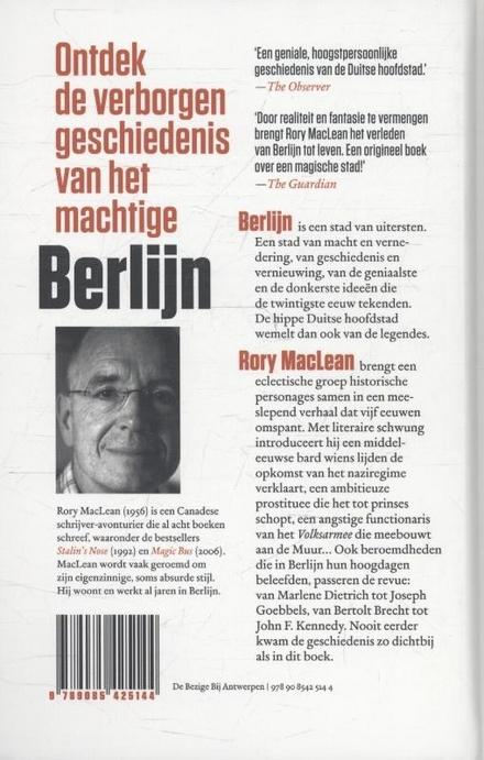 Berlijn : een bewogen geschiedenis