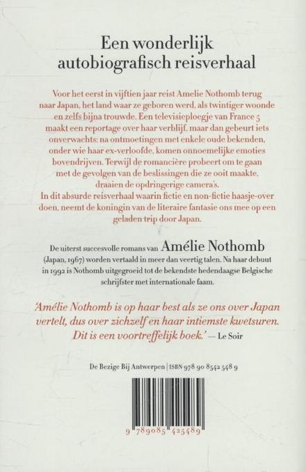 Nostalgie van het geluk : roman