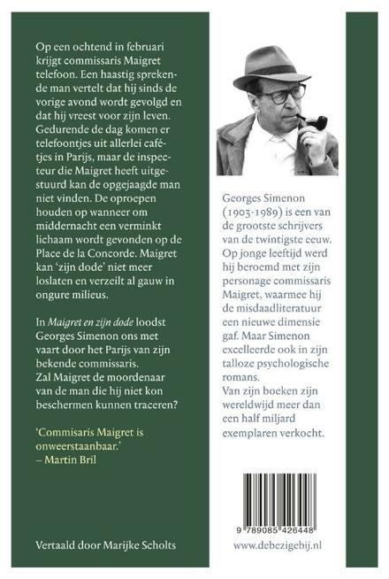 Maigret en zijn dode