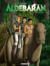 Terug naar Aldebaran. 2e episode