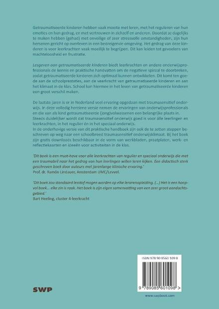 Lesgeven aan getraumatiseerde kinderen : een praktisch handboek voor het basisonderwijs