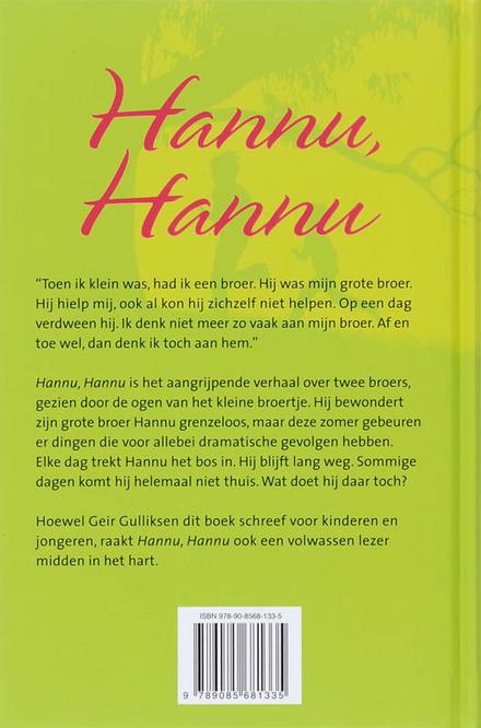 Hannu, Hannu